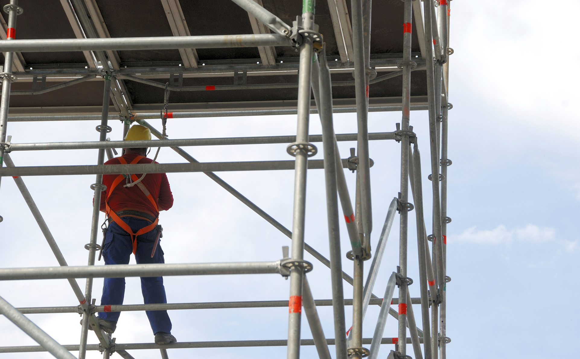 scaffolders in Oxfordshire and the UK